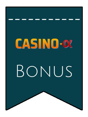 Latest bonus spins from Casino Alpha