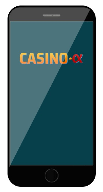 Casino Alpha - Mobile friendly