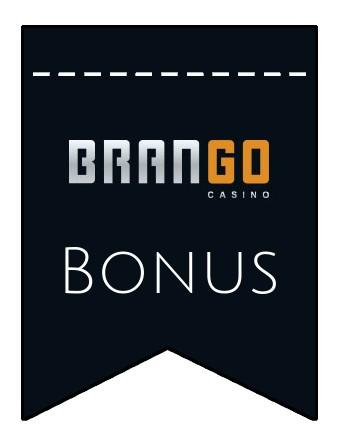 Latest bonus spins from Casino Brango