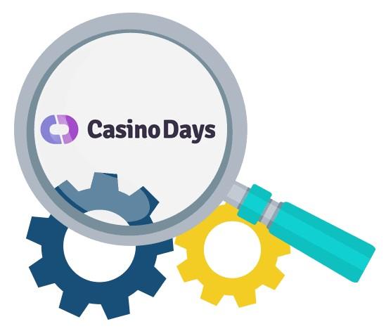 Casino Days - Software