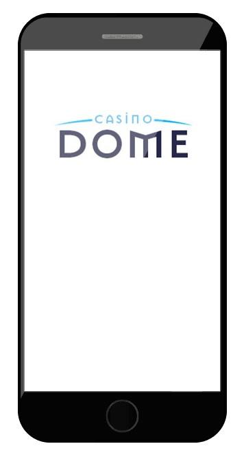 Casino Dome - Mobile friendly