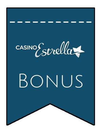 Latest bonus spins from Casino Estrella