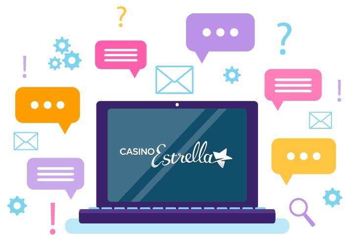 Casino Estrella - Support