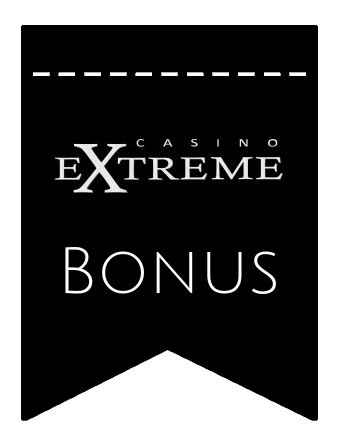 Latest bonus spins from Casino Extreme