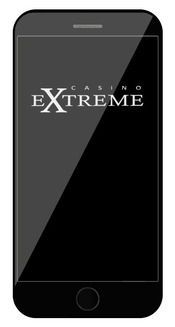 Casino Extreme - Mobile friendly