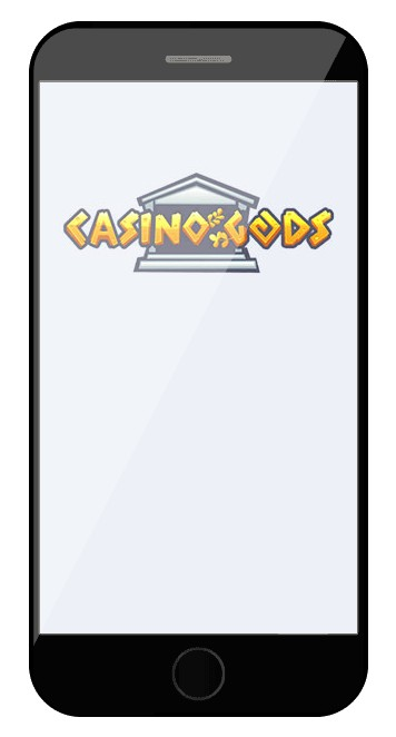 Casino Gods - Mobile friendly