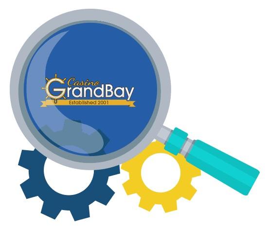 Casino GrandBay - Software