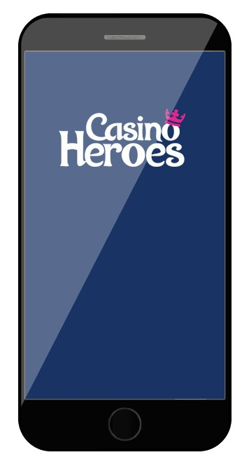 Casino Heroes - Mobile friendly