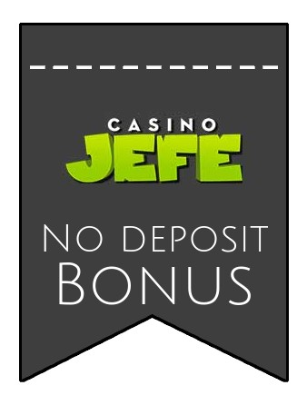 Casino Jefe - no deposit bonus CR