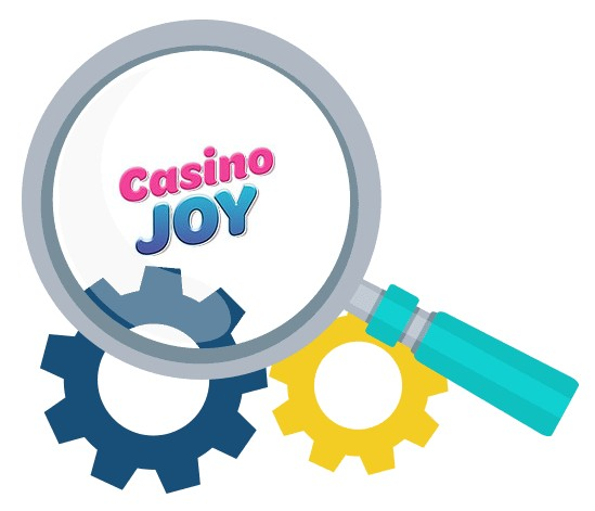Casino Joy - Software