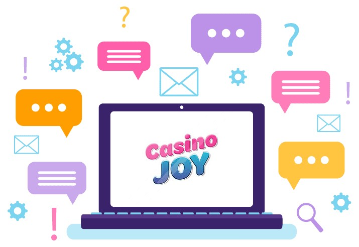Casino Joy - Support