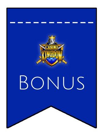Latest bonus spins from Casino Kingdom
