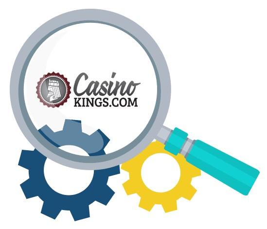 Casino Kings - Software