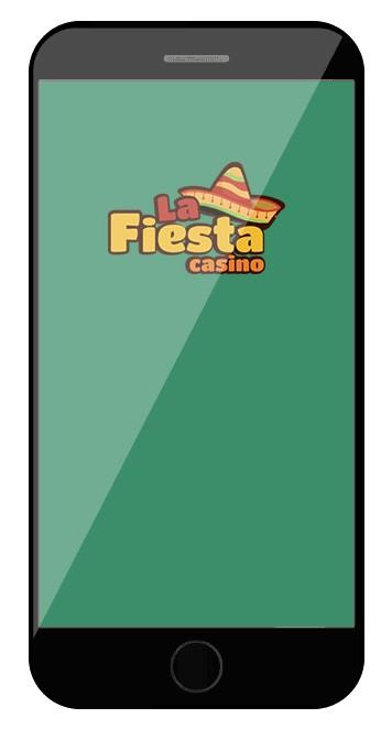 Casino La Fiesta - Mobile friendly