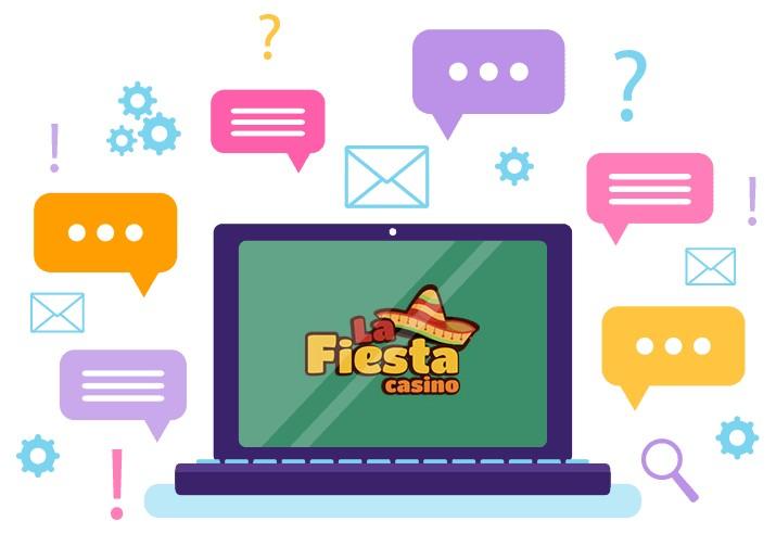 Casino La Fiesta - Support