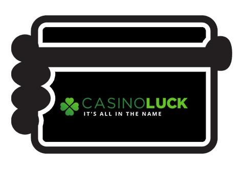 Casino Luck - Banking casino