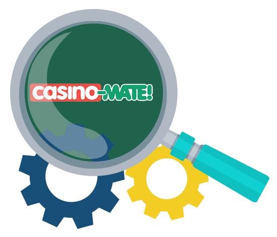 Casino Mate - Software