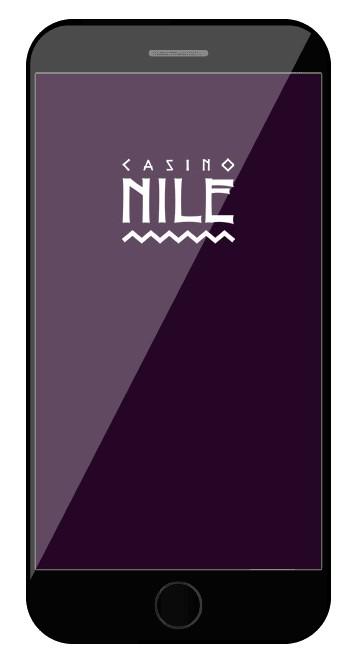 Casino Nile - Mobile friendly