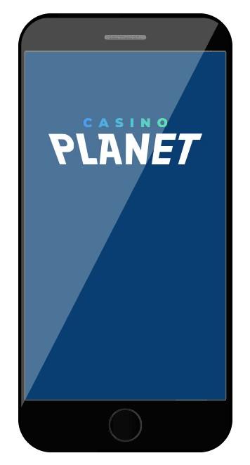 Casino Planet - Mobile friendly