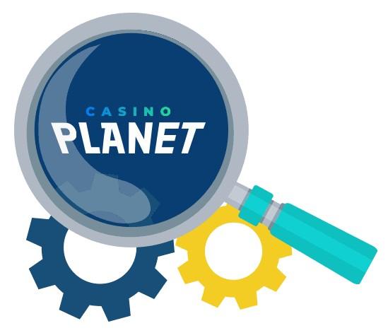 Casino Planet - Software