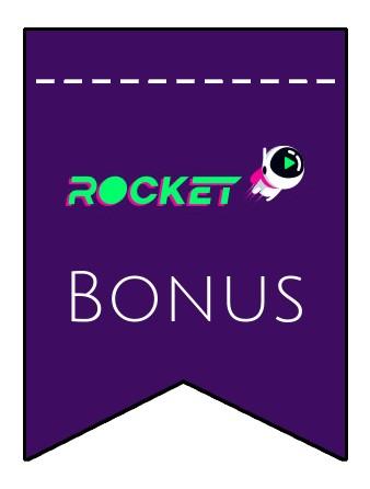 Latest bonus spins from Casino Rocket