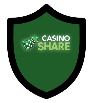 Casino Share - Secure casino