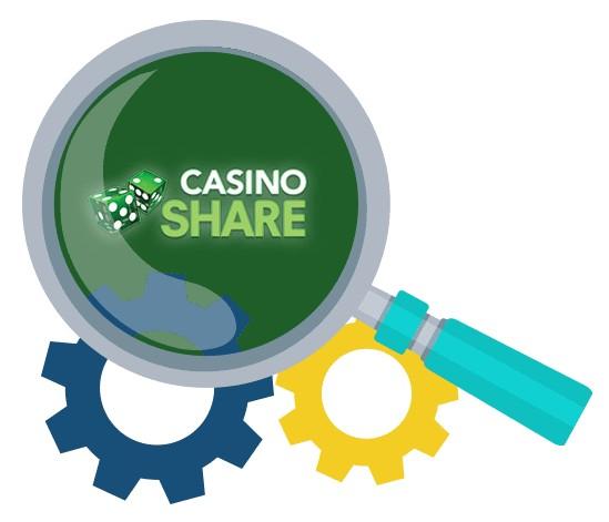 Casino Share - Software