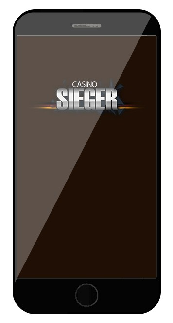 Casino Sieger - Mobile friendly