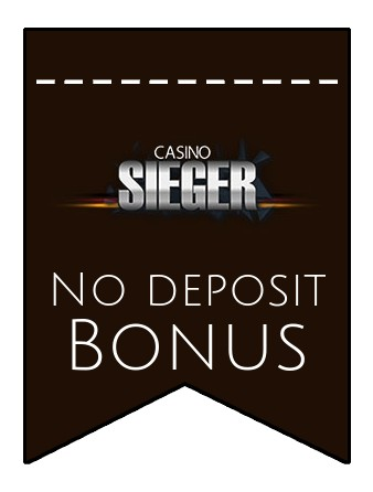 Casino Sieger - no deposit bonus CR