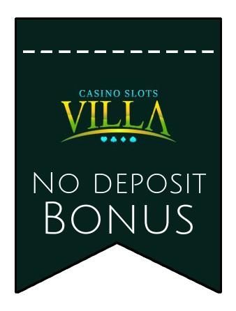 Casino Slots Villa - no deposit bonus CR