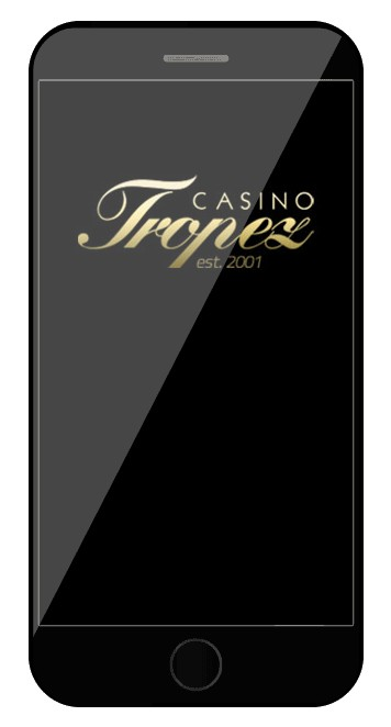 Casino Tropez - Mobile friendly