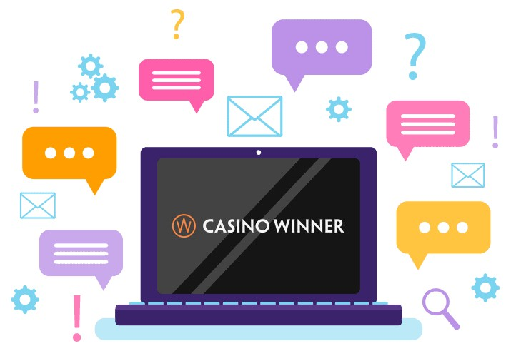 Casino Winner - Support