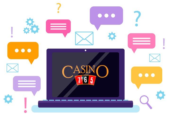 Casino765 - Support