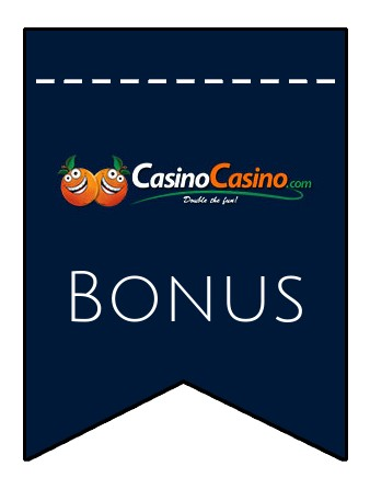 Latest bonus spins from CasinoCasino