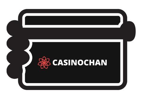 CasinoChan - Banking casino