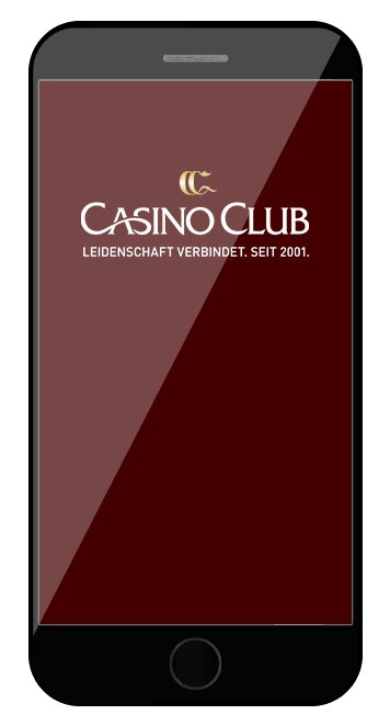 CasinoClub - Mobile friendly