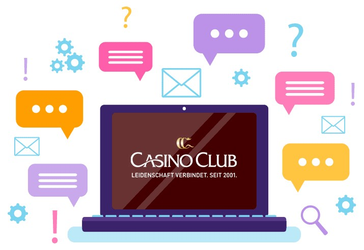 CasinoClub - Support