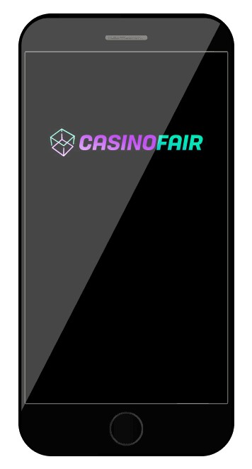 CasinoFair - Mobile friendly