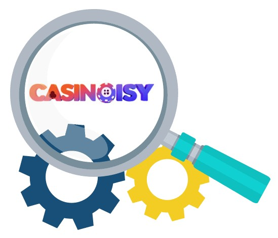Casinoisy - Software