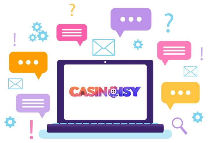 Casinoisy - Support