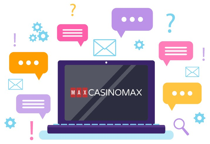 CasinoMax - Support