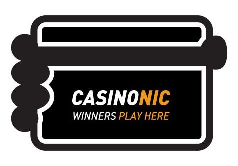 Casinonic - Banking casino
