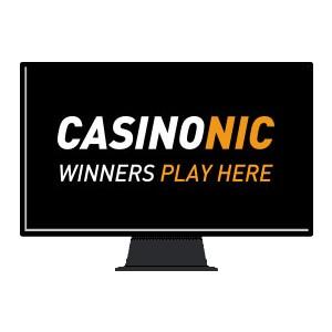 Casinonic - casino review