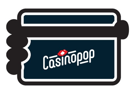 CasinoPop - Banking casino