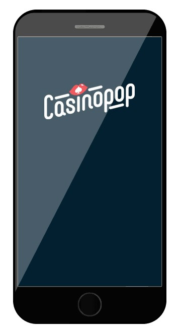 CasinoPop - Mobile friendly