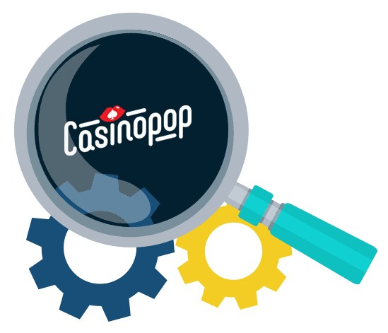 CasinoPop - Software