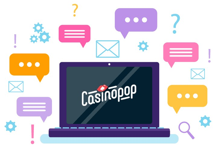 CasinoPop - Support