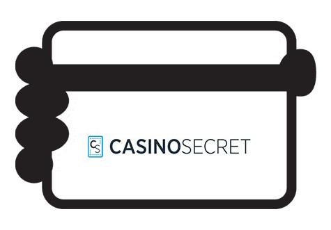 CasinoSecret - Banking casino