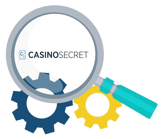 CasinoSecret - Software