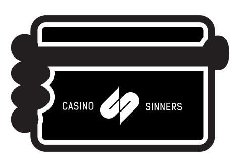 CasinoSinners - Banking casino